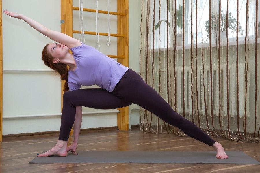 Описание йоги на английском